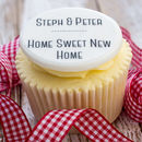 New Home Cupcake Decorations