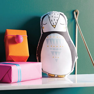 Arctic Penguin Soft Toy - soft toys & dolls