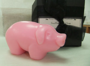 The Duck Soap Or Snuffles The Pig Soap - bath & body