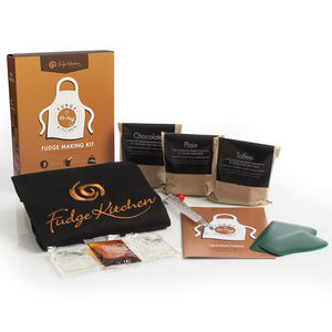 Fudge Making Kit - gifts for vegetarians