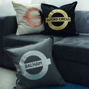 Official London Underground Tfl Tube Stop Line Cushion