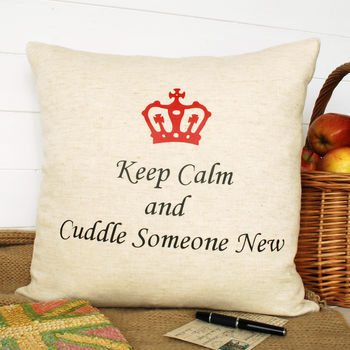 Breakup Cushion