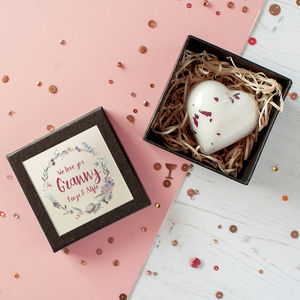 Personalised 'Love You Mummy' Bath Bomb In Gift Box - personalised gifts