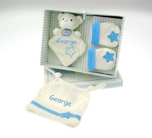 Baby Gift Set - sleeping