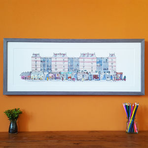 Pimlico High Street Limited Edition Print - posters & prints