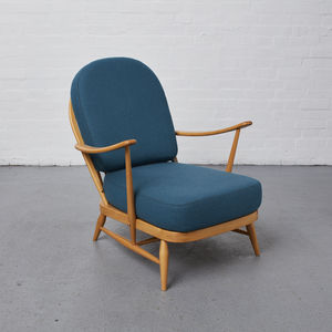 Vintage Ercol Windsor Chair - armchairs