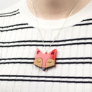 Scandinavian Fox Necklace