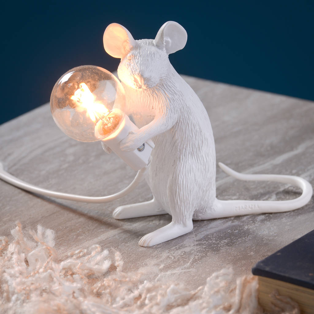Designer Mouse Table Lamp By The Best Room