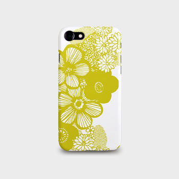 Flowers iPhone And Samsung Galaxy Case By Anja Jane iPhone 7