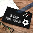 Personalised Pencil Case Black