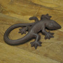 Cast Iron Lizard Ornament