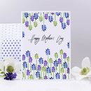 Happy Mother's Day Patterned Card