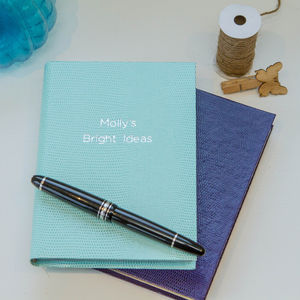 Personalised Notebook - express gifts for women