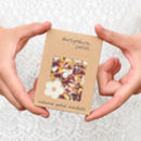 25 Kraft Wedding Confetti Sachets