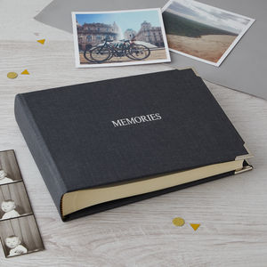 Photo Albums And Guest Books Notonthehighstreetcom