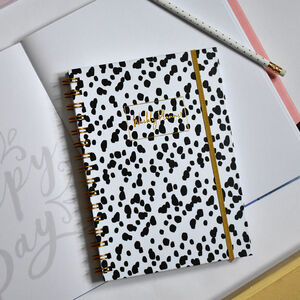 Weekly Desk Planner And Journal