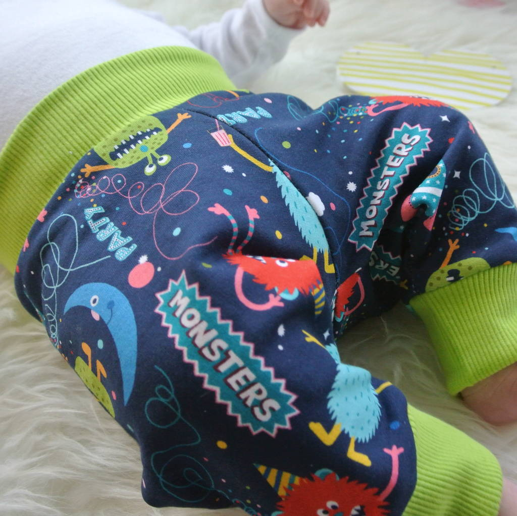 Monster Party Lounge Pants