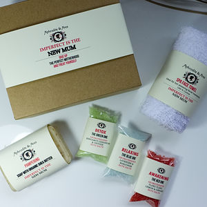 Imperfect Is The New Mum Beauty Gift Set - view all new