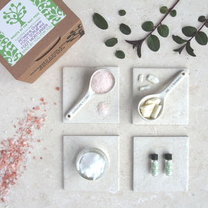 Make Your Own Foot Scrub And Foot Moisturiser Kit - skin care