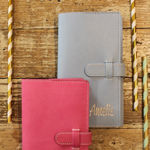 2017 Personalised Pocket Diary - planning & organising