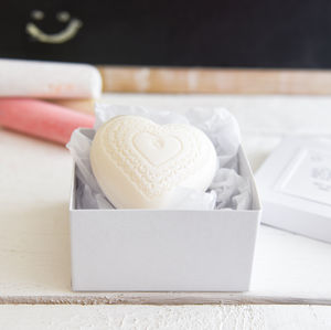 Personalised Teacher Gift Soaps - bathroom