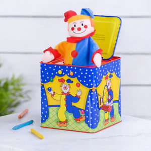 Jester Jack in the Box - toys & games