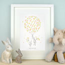 Bunnies Fingerprint Keepsake