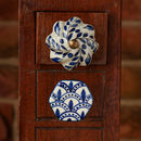 Nindar Melon Shaped Ceramic Knob