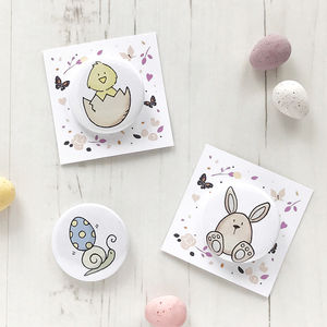 Cute Children's Easter Badge - easter outfits