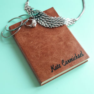 Personalised Notebook'