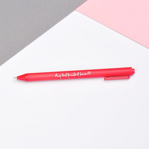 Personalised Ball Point Pen - pens & pencils