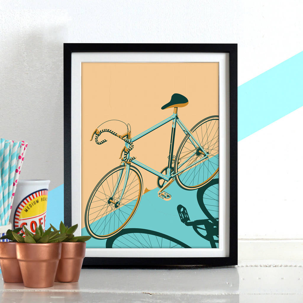 Fantastic Decorative Bike Wall Mount Pictures Inspiration - The Wall ...