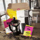 Speciality Coffee And Cafetière Starter Gift Set