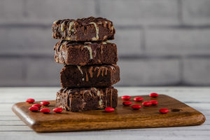 Triple Chocolate Brownies - cakes & sweet treats