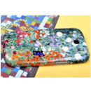 Klimt's Flower Garden For Galaxy S3 Case