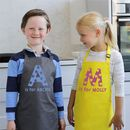Childs Personalised Baking Apron