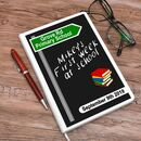 Personalised Back To School A5 Notebook