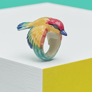 Bee Eater Ring - rings