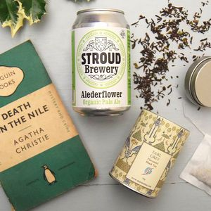 Book Brew And Beer Gift Set - wines, beers & spirits