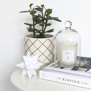 Breathe Aromatherapy Candle For Pregnancy - whatsnew