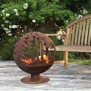 Woodland Fire Bowl