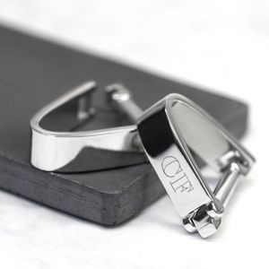 Personalised Wrap Around Cufflinks