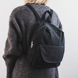 Mini Backpack - men's accessories