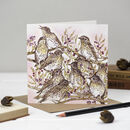 'Christmas In Flight' Mixed Pack Of 10 Cards