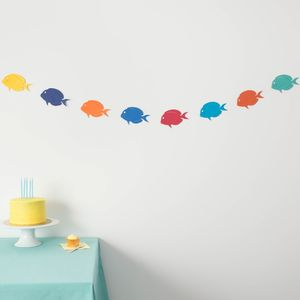 Tropical Fish Garland