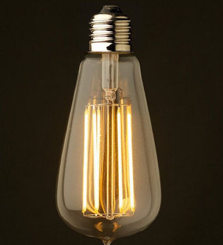 LED Low Energy Filament Style Light Bulb