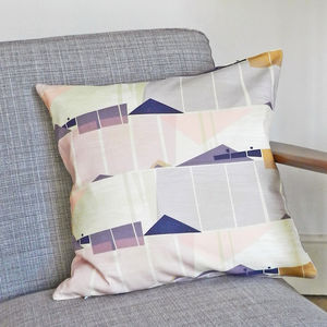Palmetto Cushion Cover