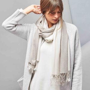 Personalised Ombre Scarf - gifts for mothers