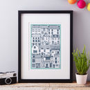 New Home Personalised Print