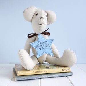 Personalised Teddy Bear For Him - teddy bears